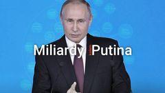 Miliardy kolem Putina