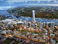 Investor Mohamed Alabbar změní panorama Bělehradu k nepoznání. Místní jsou proti