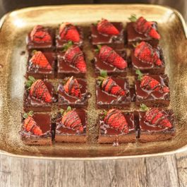BLOG Ibezcukrutojde: Brownies