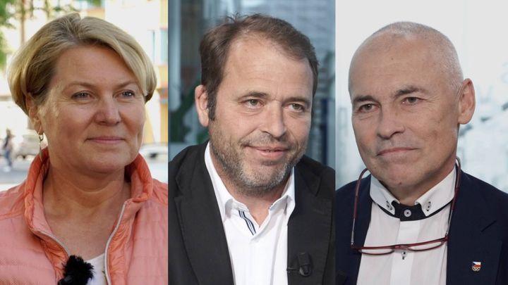 DVTV 4. 5. 2018: Zdeněk Haník; Mark Rieder; Vladislava Hujová