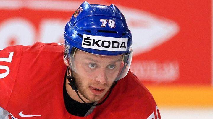 Chabarovsk si přiblížil play off KHL, Kolář nahrál na vítězný gól
