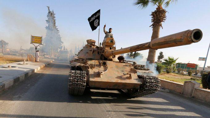 Islámský stát má nový cíl, oznámil velitel. Zaměří se na Izrael