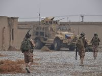 V Afghánistánu padl při útoku na vozidlo české jednotky další voják, dva byli zraněni