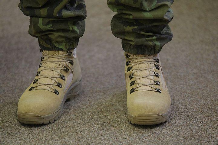 Mezinárodní den odpůrců vojenské služby (Foto Ludvík Hradilek)