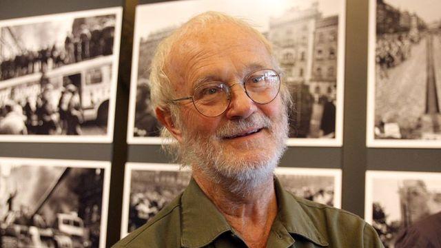Josef Koudelka slaví osmdesátiny dvěma výstavami. Domov vyměnil za ... 821a9bdf8b