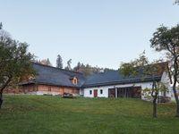 Díky rekonstrukci si venkovská usedlost zachovala svůj historický ráz. Zaujala i v zahraničí