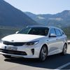 Kia Optima Sportswagon – jízda