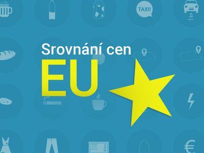 Kolik zaplatíte za pivo, jídlo či oblečení? Projděte si porovnání cen v Evropě