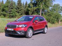 V jednoduchosti je krása, věří u Suzuki. Test SUV S-Cross, které nelže ve spotřebě