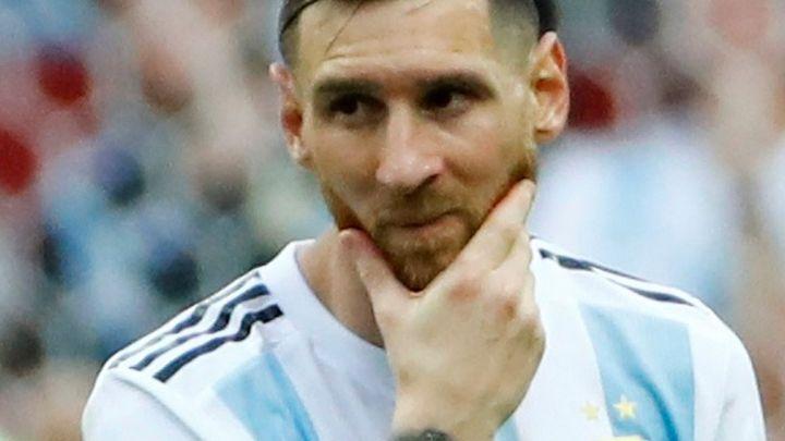 Messi si dává od reprezentace pauzu. Jak dlouhá bude, není jasné