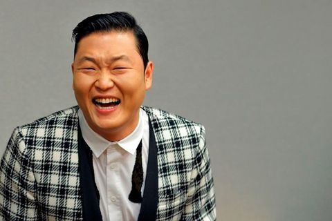 Rapper Psy překonal rekord YouTube