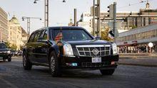 Chytrý Putinův tah proti Trumpovi? Prezidenti si na summitu poměřili limuzíny, ruská je delší