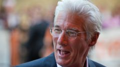 "Actor Gere arrives for the ""Time Out of Mind"" gala at the Toronto International Film Festival in Toronto"