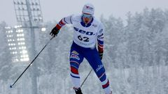 Michal Novák na MS do 23 let v Lahti