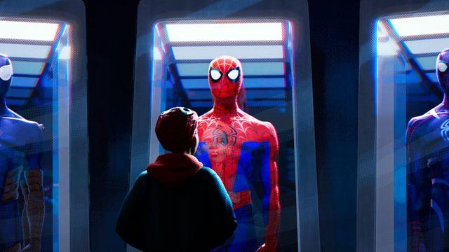 Recenze Animovaneho Filmu Spider Man Paralelni Svety Aktualne Cz