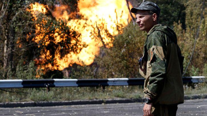 Teroristická internacionála. Mezi separatisty bojuje i Čech