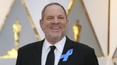 Harvey Weinstein nové foto