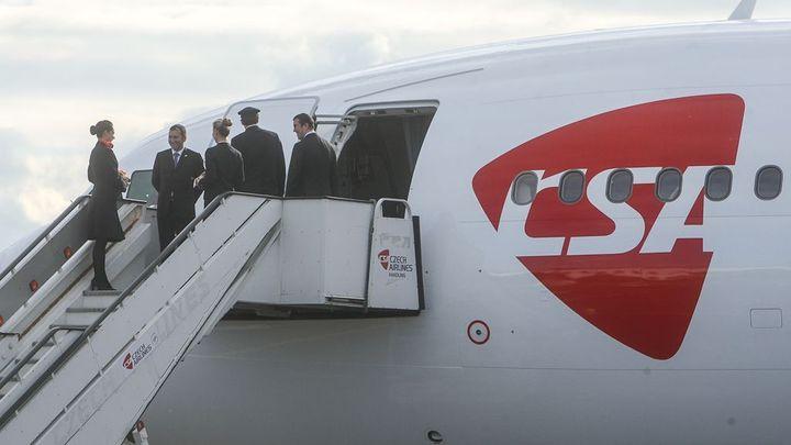 Tisk: České aerolinie loni prodělaly 922 milionů korun