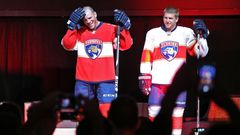 Florida Panthers nové dresy