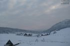 The lowest temperature was reported in the Jizerka village in Jizera Mountains: -23 °C.