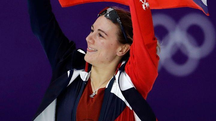 Famozní Erbanová, na pětistovce získala bronz! Je to mazec, radovala se po závodě