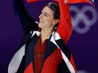 Erbanová o cestě k medaili: Byla trnitá, házela se mnou doprava, doleva. Plazila jsem se po čtyřech