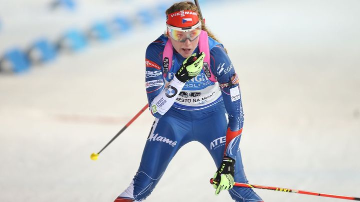 Biatlonovou štafetu v Ruhpoldingu poběží prvně v kariéře juniorka Davidová