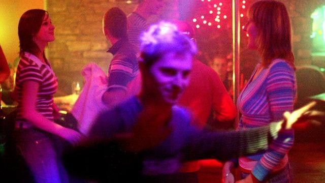 sex in disco