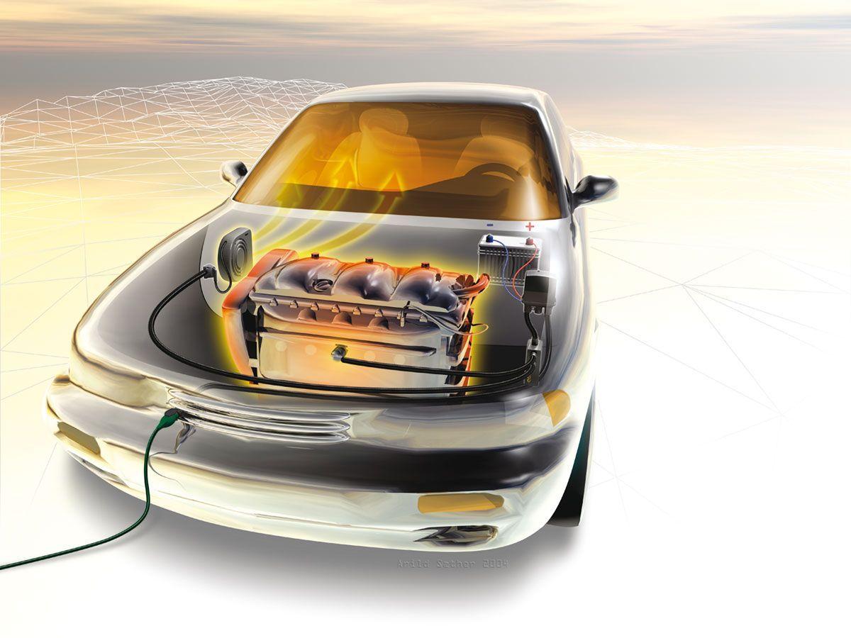 Elektricke Vytapeni Automobilu Aktualne Cz