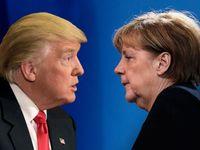 BMW, uprchlíci i Putin. Mezi Německem a Spojenými státy to začíná vřít jako v době invaze do Iráku