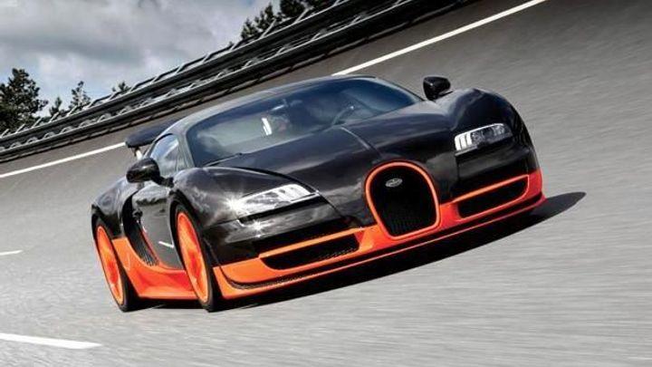 Nástupce Bugatti Veyron slibuje rychlost až 463 km/hod