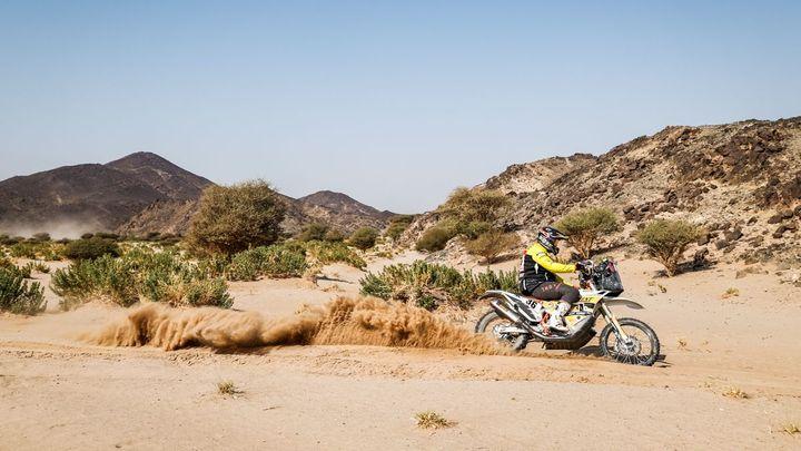 Brabec i Prokop skončil ve 4. etapě Dakaru těsně za první desítkou