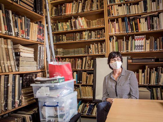 Ředitelka zámku a Městského muzea Polná Alena Vyskočilová. Obnova Hilsnerova procesu podle ní nemá smysl, život ani roky v kriminále mu to nevrátí.