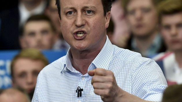 Islamismus je jako fašismus, řekl Cameron a zavelel k boji (Aktuálně.cz)