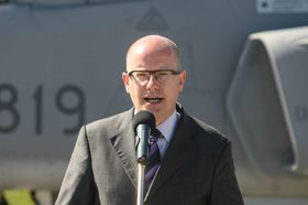 We don't need more NATO troops in Europe: Czech Premier