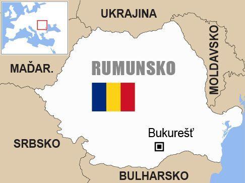 Výsledek obrázku pro rumunsko mapa