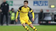 Christian Pulisic, Dortmund
