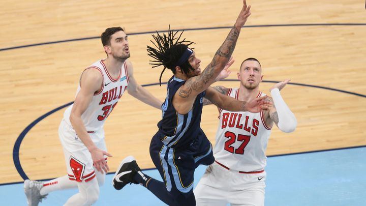 Chicago potřetí za sebou v NBA prohrálo, Satoranský dal jen dva body; Zdroj foto: Reuters