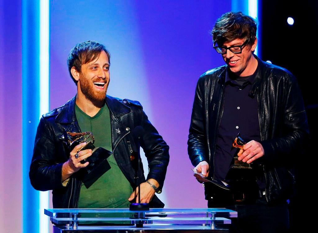 Black Keys - Grammy 2013