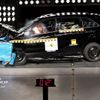 Crash test EuroNCAP-Mercedes benz B