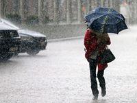 V Jihočeském kraji hodiny silně prší, meteorologové vydali výstrahu