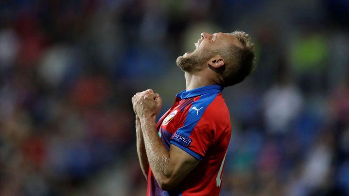 Plzeň přišla o výhru nad CSKA v nastavení, o půli přitom vedla 2:0