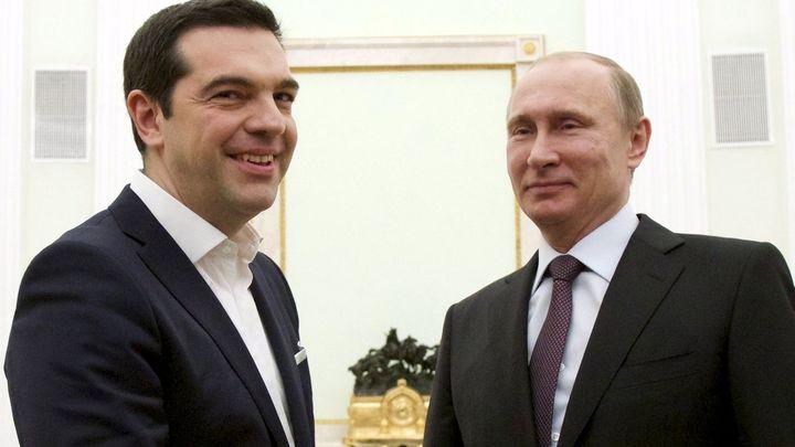 Naděje pro Řecko: Pomoct by mohly miliardy eur z Ruska