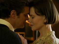 Colin Firth a Nicole Kidman ve filmu The Railway Man