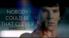 Sherlock BBC | Nobody Could Be That Clever