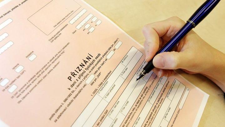 Daňové přiznání na poslední chvíli. Formulář a přehled změn