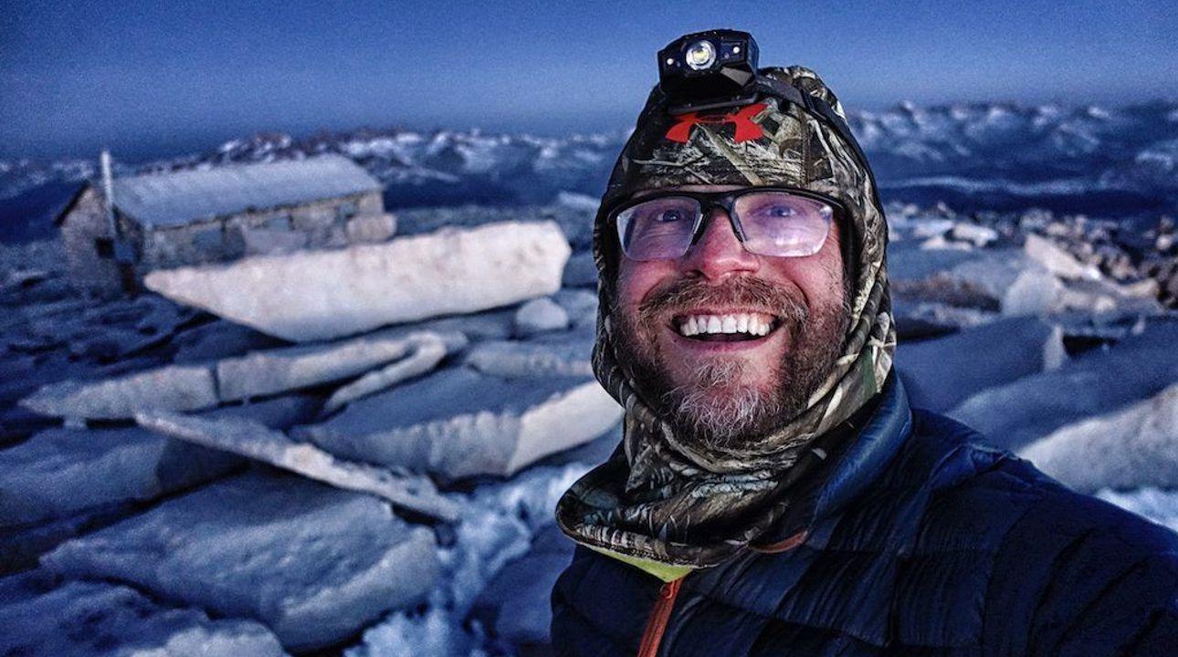 Ušel 4 500 kilometrů za 121 dnů: Donutil mě strach ze smrti, 20 let jsem jen pracoval
