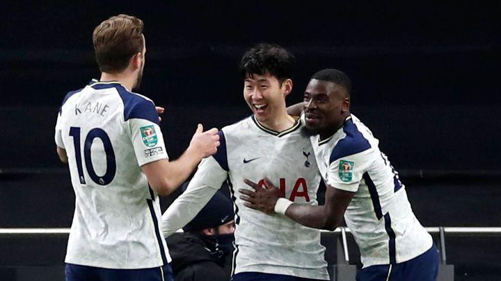 Tottenham zastavil jízdu překvapení z druhé ligy a prošel do finále Ligového poháru