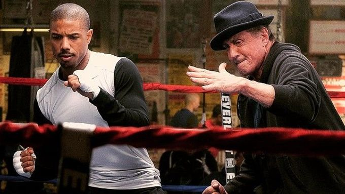 Stallone ve filmu Creed