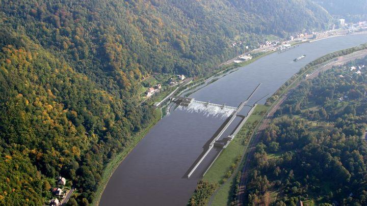 Kanál Dunaj-Odra-Labe opět ožívá. Ministerstvo chce studii